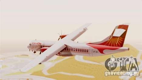 ATR 72-600 Air India Regional для GTA San Andreas вид слева