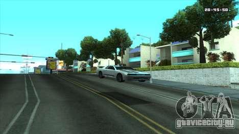 ENB Double FPS & for LowPC для GTA San Andreas четвёртый скриншот