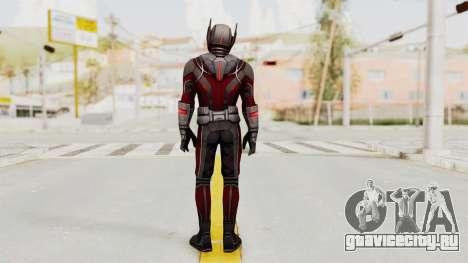 Captain America Civil War - Ant-Man для GTA San Andreas третий скриншот