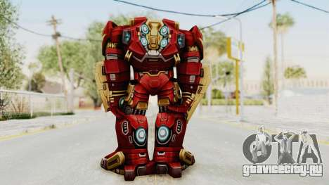 Marvel Future Fight - Hulk Buster Classic для GTA San Andreas третий скриншот