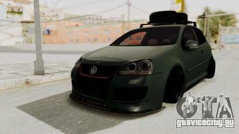 Volkswagen Golf MK5 JDM для GTA San Andreas