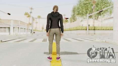 GTA 5 Online Female Skin 2 для GTA San Andreas третий скриншот