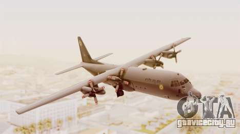 C130 Hercules Indian Air Force для GTA San Andreas