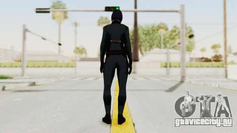 Batman Arkham Origins - Lady Shiva для GTA San Andreas третий скриншот