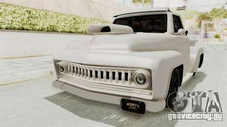 GTA 5 Slamvan Race для GTA San Andreas