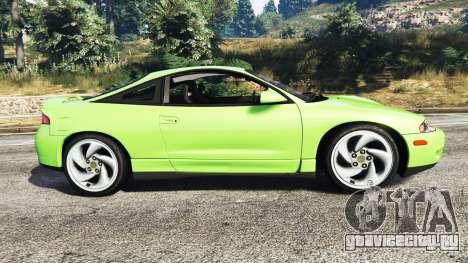 Mitsubishi Eclipse GSX для GTA 5