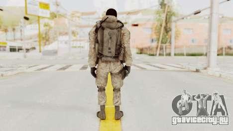 COD MW2 Shadow Company Soldier 3 для GTA San Andreas третий скриншот