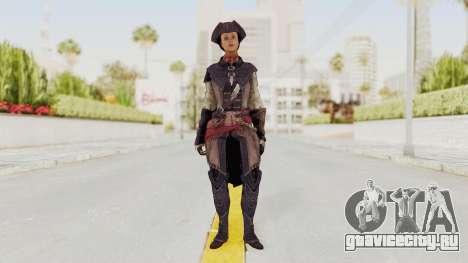 Assassins Creed 4 DLC - Aveline de Grandpré для GTA San Andreas второй скриншот