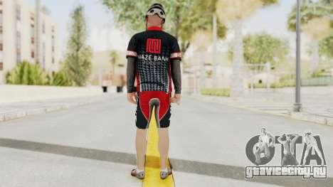 GTA 5 Cyclist 3 для GTA San Andreas третий скриншот