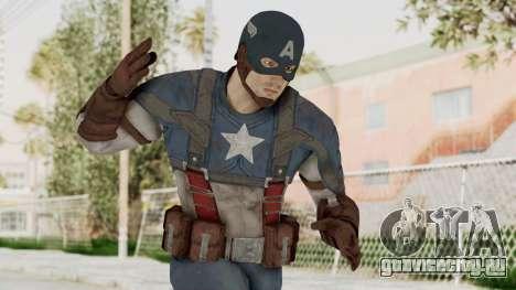 Captain America Civil War - Captain America для GTA San Andreas