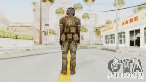 MGSV Phantom Pain Wandering MSF для GTA San Andreas третий скриншот