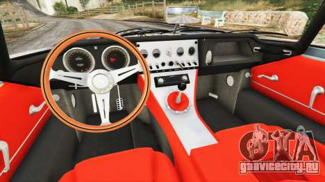 Eagle Speedster 2012 для GTA 5 вид спереди справа