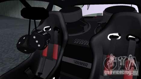 BMW M3 E46 JDM для GTA San Andreas вид слева