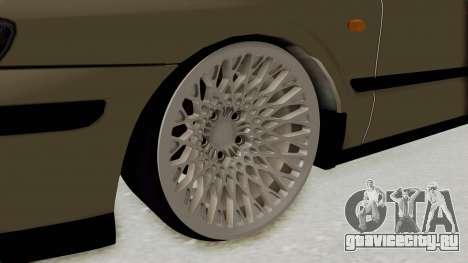 Mazda 626 Air для GTA San Andreas вид сзади