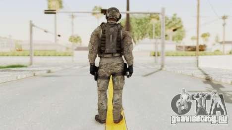 COD MW3 Delta Sandman Custom для GTA San Andreas третий скриншот
