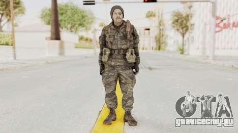 COD BO SOG Grigori Weaver для GTA San Andreas второй скриншот