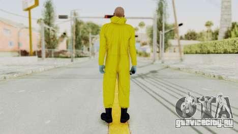 Walter White Heisenberg GTA 5 Style для GTA San Andreas третий скриншот