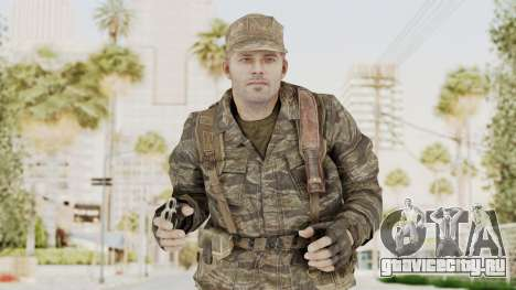 COD BO SOG Mason v2 для GTA San Andreas