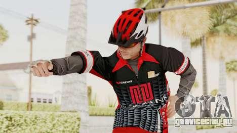 GTA 5 Cyclist 3 для GTA San Andreas