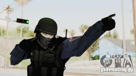 Albania Officer для GTA San Andreas
