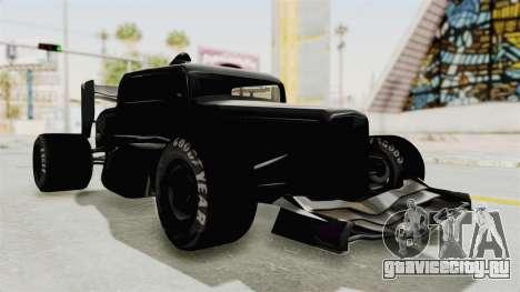 Ford 32 F1 для GTA San Andreas вид справа