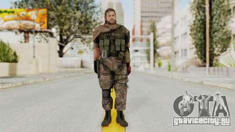 MGSV The Phantom Pain Venom Snake Sc No Patch v6 для GTA San Andreas второй скриншот