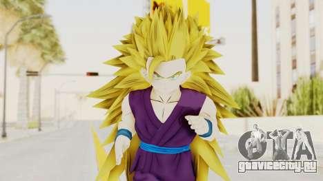 Dragon Ball Xenoverse Gohan Teen DBS SSJ3 v1 для GTA San Andreas