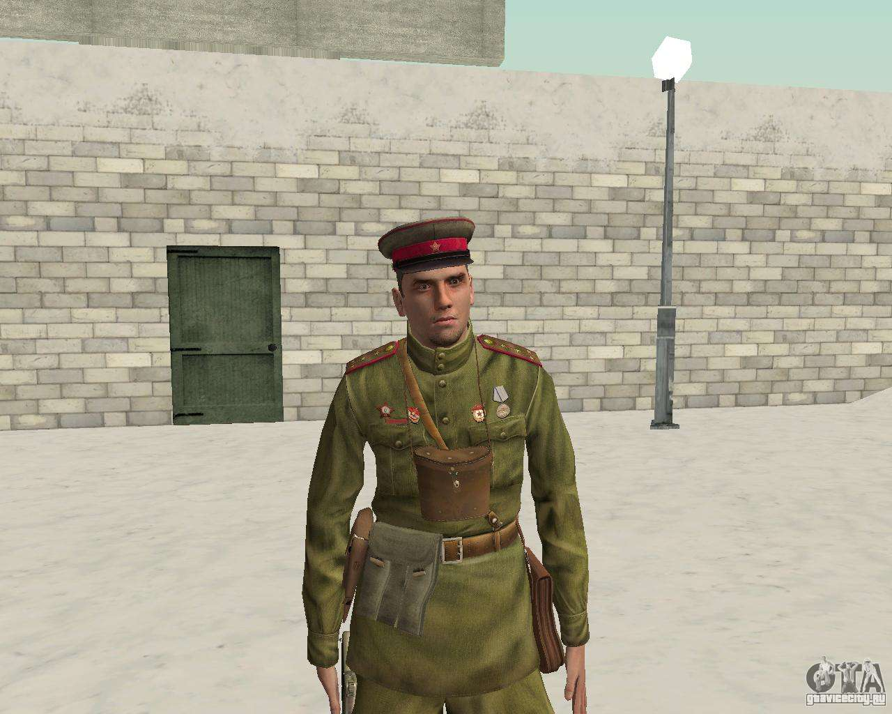 Cамп пак на армию