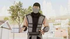 Mortal Kombat X Klassic Human Smoke для GTA San Andreas