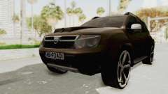 Dacia Duster 2010 Tuning