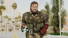 MGSV The Phantom Pain Venom Snake No Eyepatch v2 для GTA San Andreas