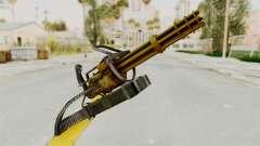Minigun Gold
