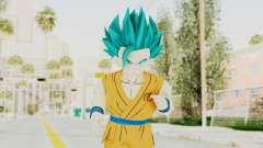 Dragon Ball Xenoverse Gohan Teen DBS SSGSS2 v2 для GTA San Andreas