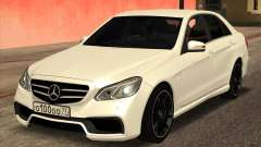 Mercedes-Benz E63 AMG 2014