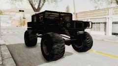 Hummer H1 Monster Truck TT для GTA San Andreas