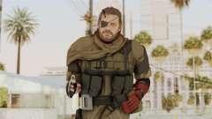 MGSV The Phantom Pain Venom Snake Scarf v1 для GTA San Andreas