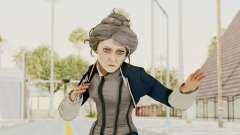 Bioshock Infinite Elizabeth Old для GTA San Andreas