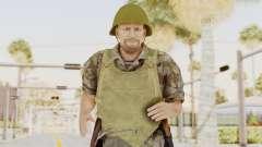 MGSV The Phantom Pain Soviet Union VH No Sleeve2 для GTA San Andreas