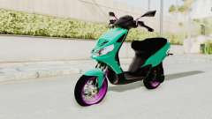 Piaggio 200 CC Lockstyle для GTA San Andreas