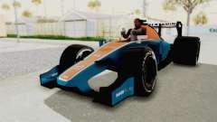 Rio Haryanto 88 F1 Manor Racing