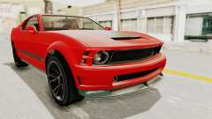 GTA 5 Vapid Dominator v2 SA Lights
