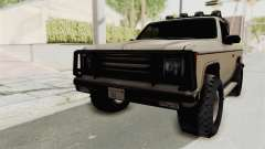 Rancher Style Bronco