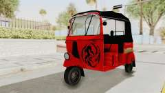 Sri Lanka Three Wheeler Taxi для GTA San Andreas