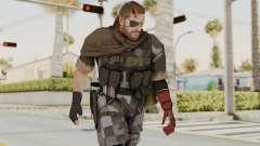 MGSV The Phantom Pain Venom Snake Scarf v7 для GTA San Andreas
