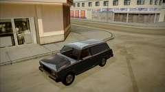 ВАЗ 2104 с большим багажником для GTA San Andreas