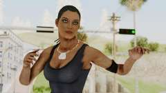 Mortal Kombat X Jacqui Briggs Boot Camp для GTA San Andreas