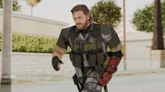 MGSV The Phantom Pain Venom Snake No Eyepatch v7
