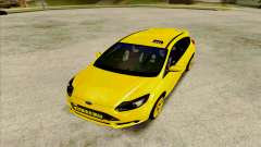 Ford Focus Taxi для GTA San Andreas