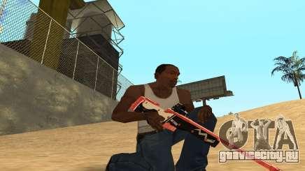 Rifle Cyrex для GTA San Andreas