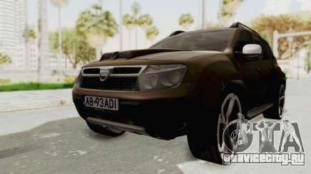 Dacia Duster 2010 Tuning для GTA San Andreas